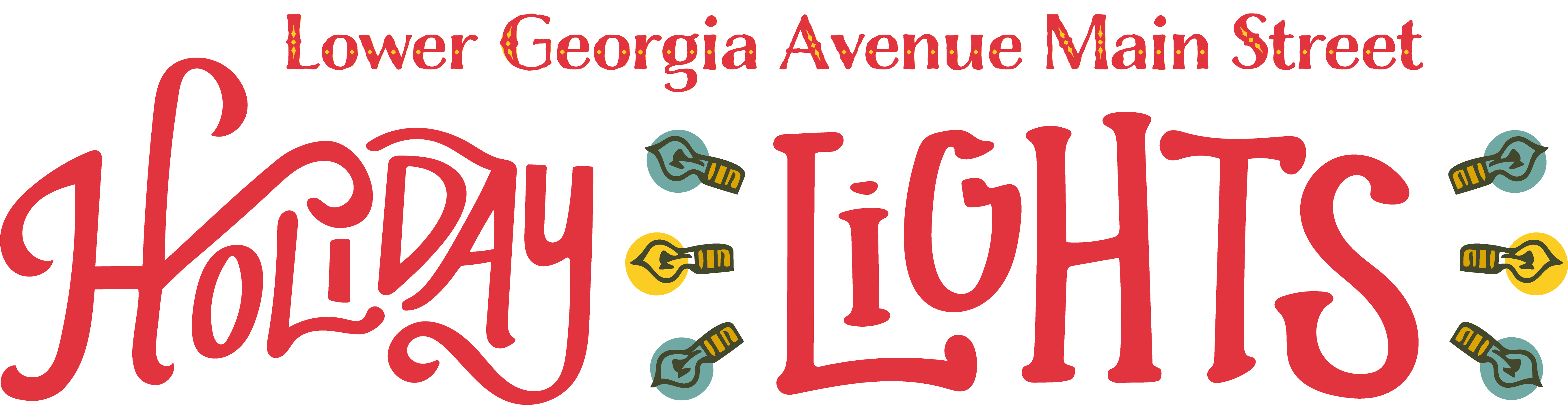 Lower Georgia Avenue Main Street Holiday Lights